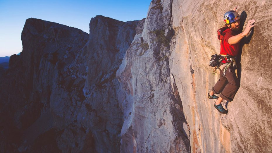 The Art of Climbing Red-Bull-Athletes-Special-Projects-Film Kilian Fischhuber - Headless Children